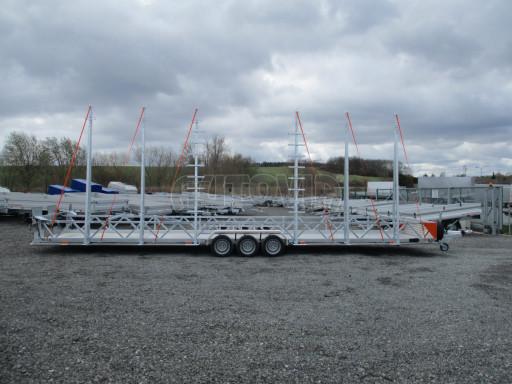 POOL - Transporter přepravník bazénů BA 3,5T B3 9,70x1,74* č.7