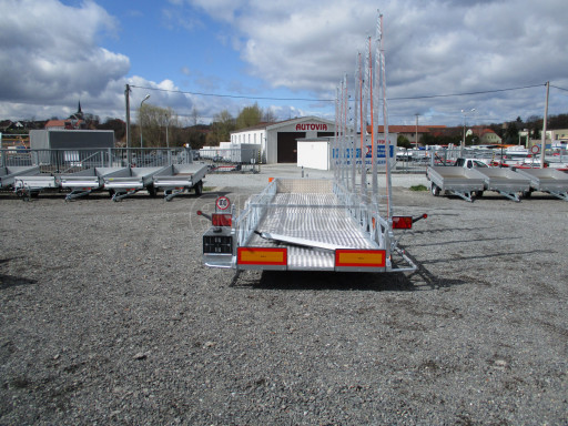 POOL - Transporter přepravník bazénů BA 3,5T B3 9,70x1,74* č.8