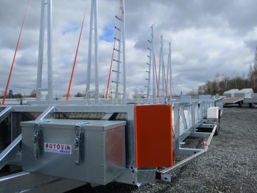 POOL - Transporter přepravník bazénů BA 3,5T B3 9,70x1,74* č.15