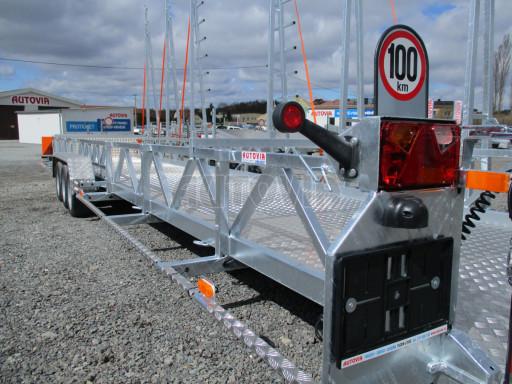 POOL - Transporter přepravník bazénů BA 3,5T B3 9,70x1,74* č.18