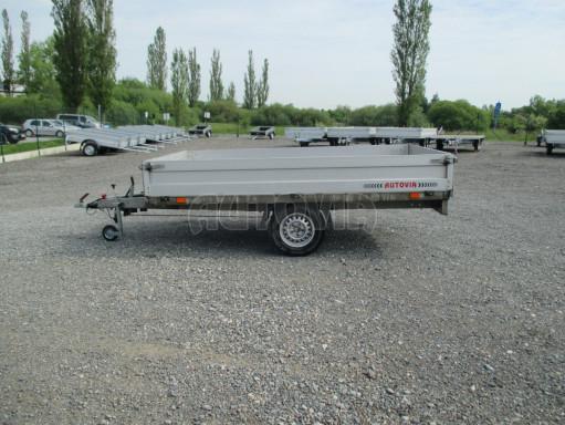Bazarový přívěs za osobní automobil ZV 32 1,3T B1 3,00x1,80/0,35 č.10