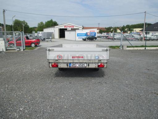 Bazarový přívěs za osobní automobil ZV 32 1,3T B1 3,00x1,80/0,35 č.5