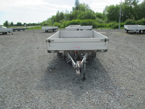 Bazarový přívěs za osobní automobil ZV 32 1,3T B1 3,00x1,80/0,35 č.9