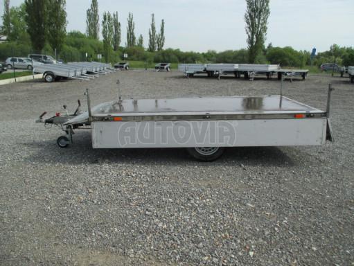 Bazarový přívěs za osobní automobil ZV 32 1,3T B1 3,00x1,80/0,35 č.2