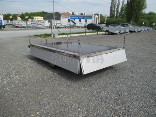 Bazarový přívěs za osobní automobil ZV 32 1,3T B1 3,00x1,80/0,35 č.11