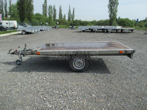 Bazarový přívěs za osobní automobil ZV 32 1,3T B1 3,00x1,80/0,35 č.18