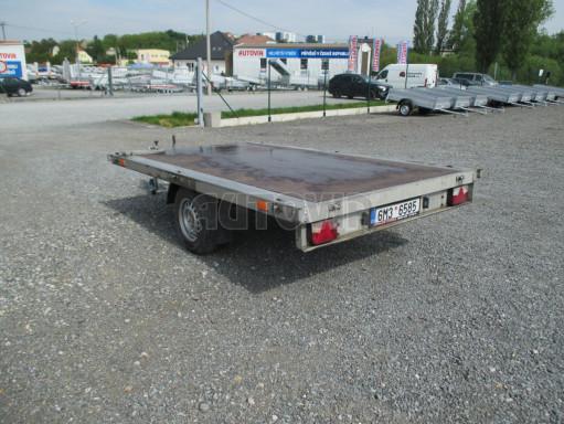 Bazarový přívěs za osobní automobil ZV 32 1,3T B1 3,00x1,80/0,35 č.19