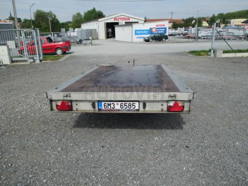 Bazarový přívěs za osobní automobil ZV 32 1,3T B1 3,00x1,80/0,35 č.20