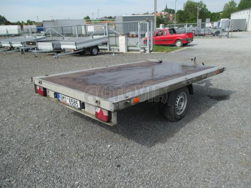 Bazarový přívěs za osobní automobil ZV 32 1,3T B1 3,00x1,80/0,35 č.21