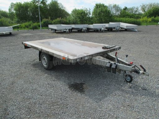 Bazarový přívěs za osobní automobil ZV 32 1,3T B1 3,00x1,80/0,35 č.23