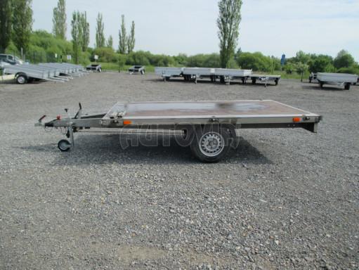 Bazarový přívěs za osobní automobil ZV 32 1,3T B1 3,00x1,80/0,35 č.25