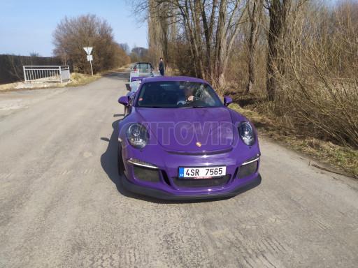 Přívěs pro přepravu sportovních aut  KAR 47 3,0T 4,70 x 2,015 č.8