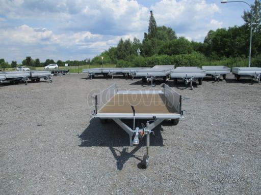 Přívěsný vozík za os. auto ZV 31 ALU 1,3T B1 3,00x1,55/0,35 POČ* č.7