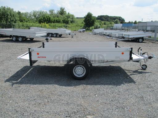 Přívěsný vozík za os. auto ZV 31 ALU 1,3T B1 3,00x1,55/0,35 POČ* č.13