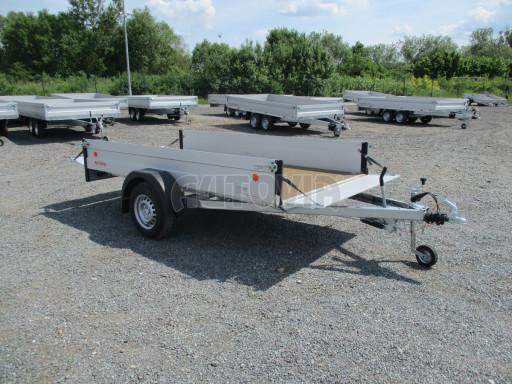 Přívěsný vozík za os. auto ZV 31 ALU 1,3T B1 3,00x1,55/0,35 POČ* č.14