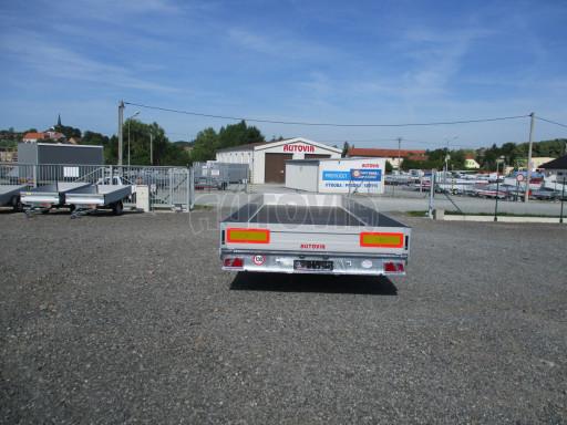 Třínápravový nákladní přívěs DN 3,5T B3 8,60x2,47/0,35*1350 č.7