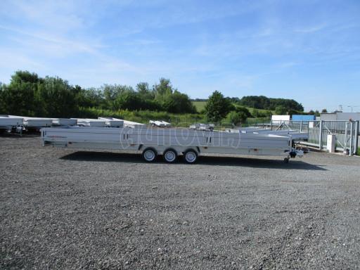 Třínápravový nákladní přívěs DN 3,5T B3 8,60x2,47/0,35*1350 č.9