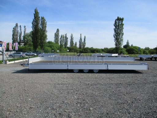 Třínápravový nákladní přívěs DN 3,5T B3 8,60x2,47/0,35*1350 č.10