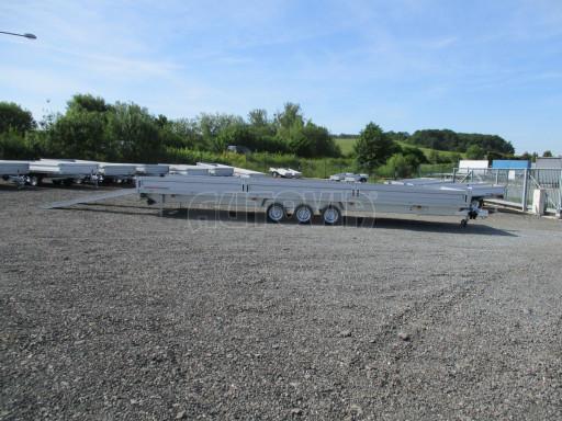 Třínápravový nákladní přívěs DN 3,5T B3 8,60x2,47/0,35*1350 č.18
