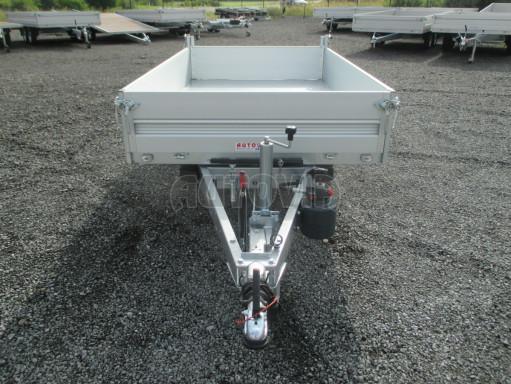 Sklápěcí přívěsný vozík - RK 1,5T 2,57x1,51/0,35 č.10