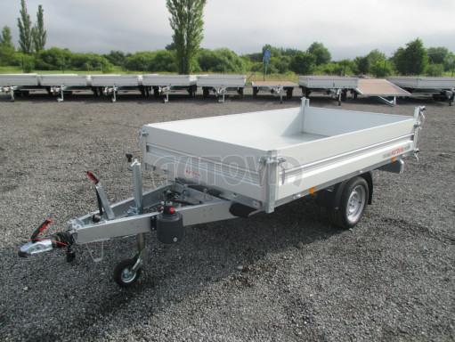 Sklápěcí přívěsný vozík - RK 1,5T 2,57x1,51/0,35 č.3