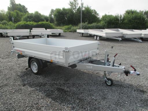 Sklápěcí přívěsný vozík - RK 1,5T 2,57x1,51/0,35 č.9