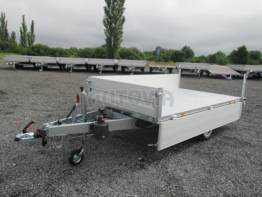 Sklápěcí přívěsný vozík - RK 1,5T 2,57x1,51/0,35 č.2
