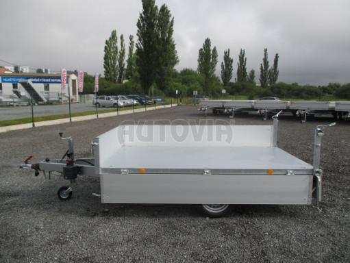 Sklápěcí přívěsný vozík - RK 1,5T 2,57x1,51/0,35 č.11