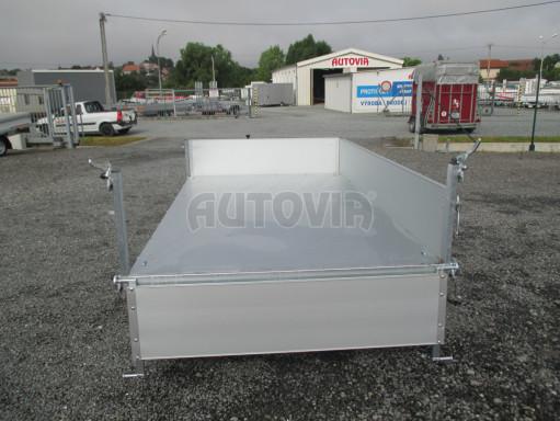 Sklápěcí přívěsný vozík - RK 1,5T 2,57x1,51/0,35 č.13