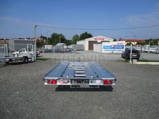 Sklopný přepravník automobilů AF 2,7T 12