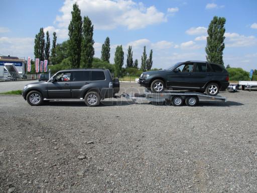 Přepravník automobilů MNC 2,7T 4,00x1,91* č.9