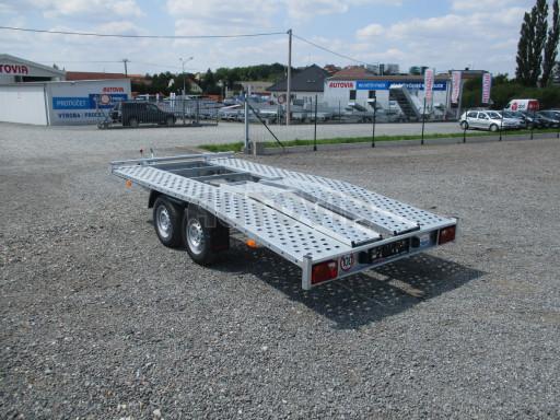 Přepravník automobilů MNC 2,7T 4,00x1,91* č.29