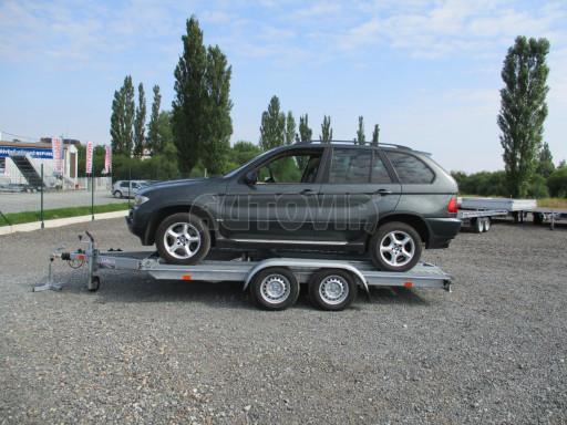 Přívěs pro přepravu aut PM 2,7T 3,95x2,00* č.11