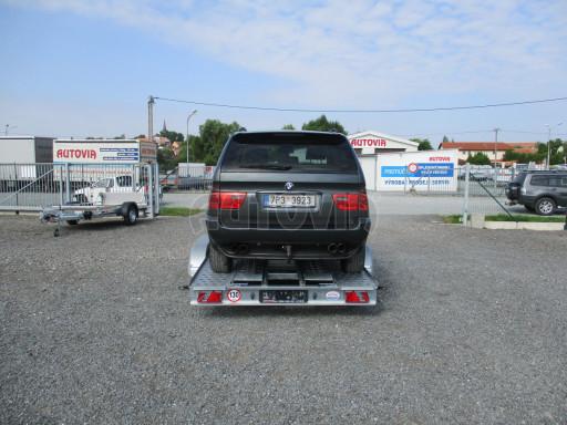 Přívěs pro přepravu aut PM 2,7T 3,95x2,00* č.13