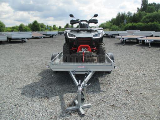 Sklápěcí přívěs na převoz čtyřkolek, mechanizace PZ SK 750kg 2,51x1,65* č.9