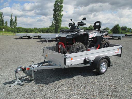 Sklopný přívěsný vozík ZV 31 ALU 1,3T B1 skl 3,00x1,55/0,35 POČ* č.9