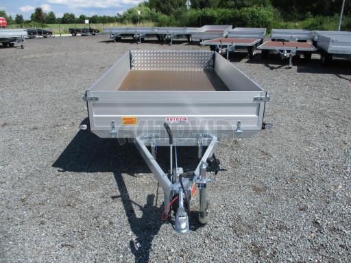Sklopný přívěsný vozík ZV 31 ALU 1,3T B1 skl 3,00x1,55/0,35 POČ* č.16