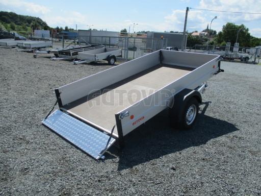 Sklopný přívěsný vozík ZV 31 ALU 1,3T B1 skl 3,00x1,55/0,35 POČ* č.29